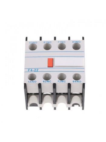 Дополнительный контакт F4-40 (4NO)