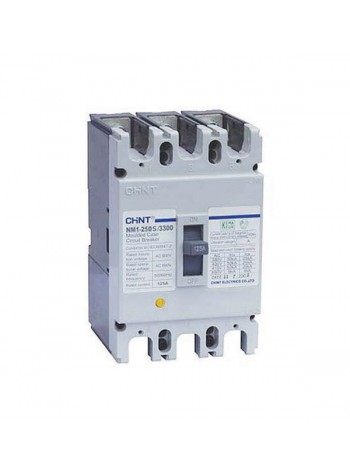 Выключатель NM1-250S/3р 250 А