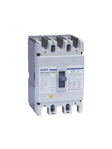 Выключатель NM1-250S/3р 100А