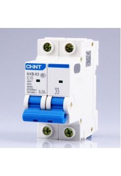 Автоматический выключатель NXB-63 2 Р 32 А 6 кА х-ка С
