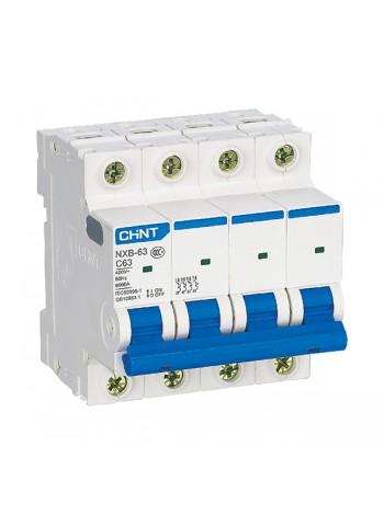Автоматический выключатель NXB-63 3 Р 32 А 6кА х-ка С