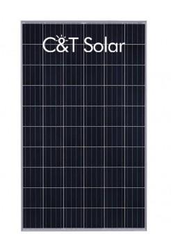Солнечный фотоэлектрический модуль C&T Solar СT72330-P, 330 Wp, Poly