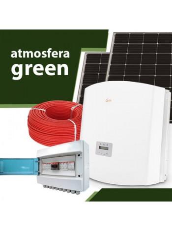 ATMOSFERA GREEN 25 кВт Solis