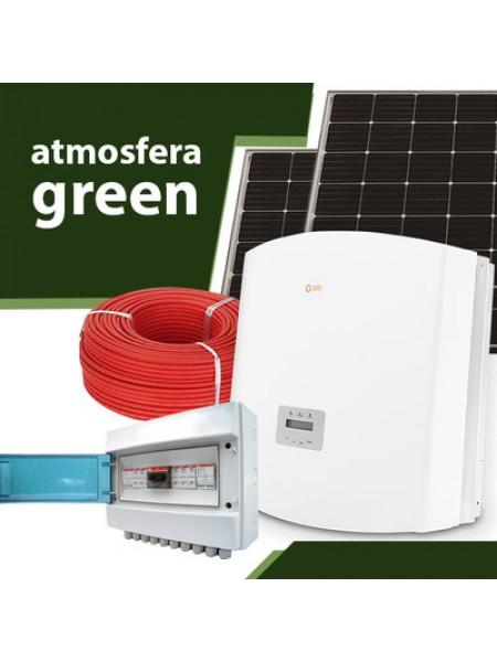 ATMOSFERA GREEN 10 кВт Solis