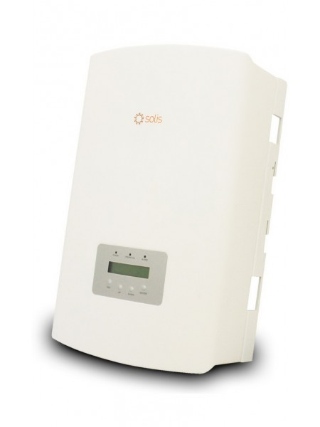 Сетевая солнечная станция 5 кВт Solis+C&T
